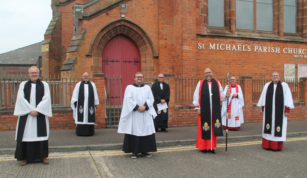 Ordinations in the Diocese of Connor