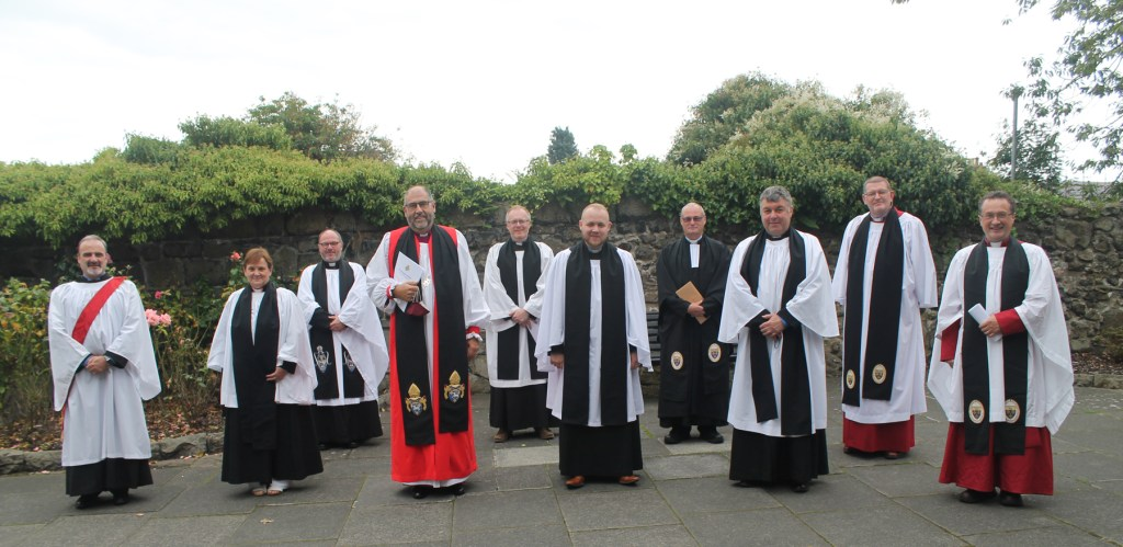 Ordination of Priests in Connor Diocese