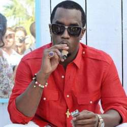Sean Combs – P Diddy