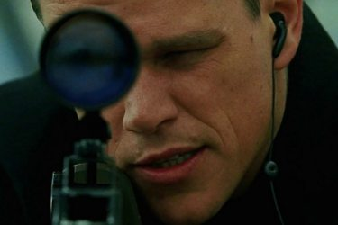 Matt Damon back as Jason Bourne