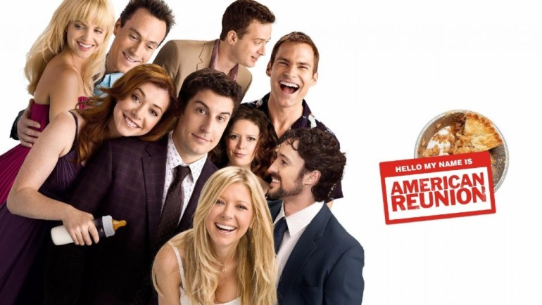 The Fourth Movie In Original Series And Eight Overall American Reunion Saw Entire Cast Reunited After Wedding 2003