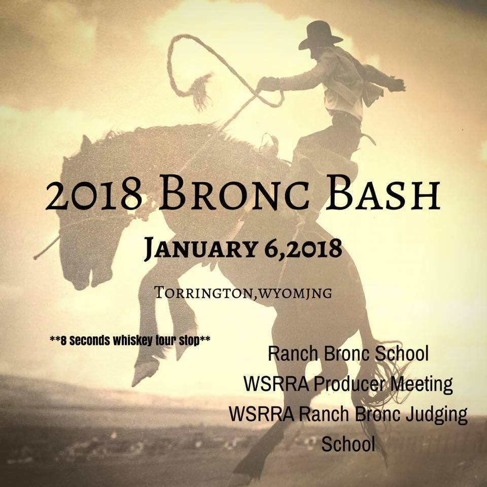 2018 Bronc Bash Report