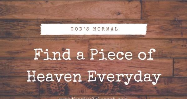 God's Normal