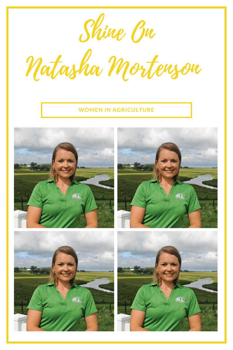 Shine On Natasha Mortenson
