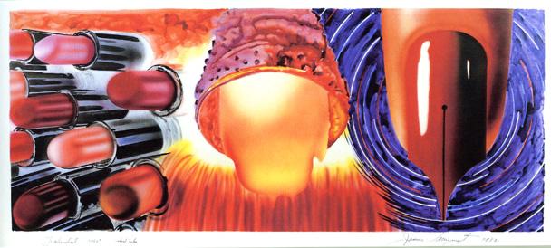 Image result for james rosenquist pop art