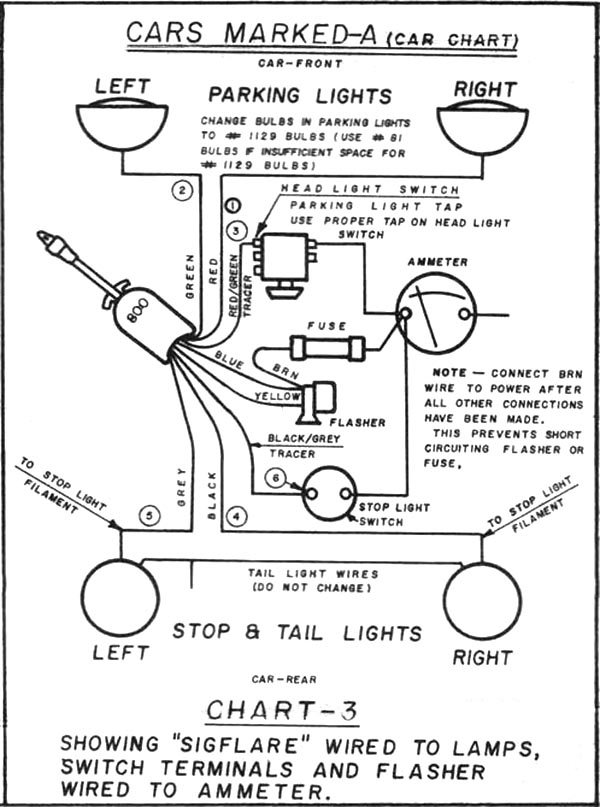Signal Stat 900 Sigflare Wiring - Wiring Solutions on signal stat 14, 1955 chevy turn signal diagram, signal stat headlights, 1981 ford f-150 turn signal diagram, signal stat ford, turn signal flasher diagram, 1979 f150 turn signal diagram, 7-wire turn signal diagram, universal turn signal switch diagram, signal stat 905, 1988 f150 signal light switch diagram,