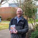 Retired veteran enjoys writing