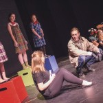 High school students direct one-act plays