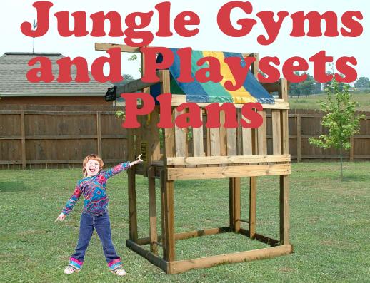 Diy wood jungle gym diy blueprint plans download norm for Wooden jungle gym plans