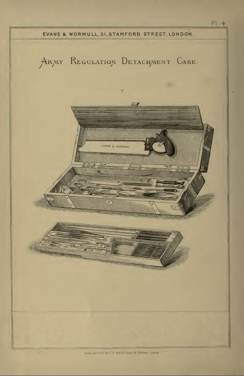 Illustrated Catalog Of Surgical Instruments Apparatus