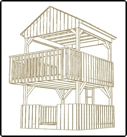 playhouse fort plans