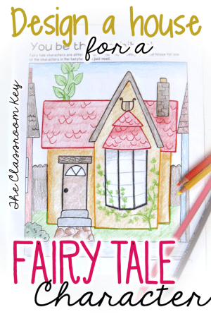 Fairy tale Genre Study Packet ($) creative and open ended activities perfect for 1st, 2nd, or 3rd graders who are studying the fairy tale genre