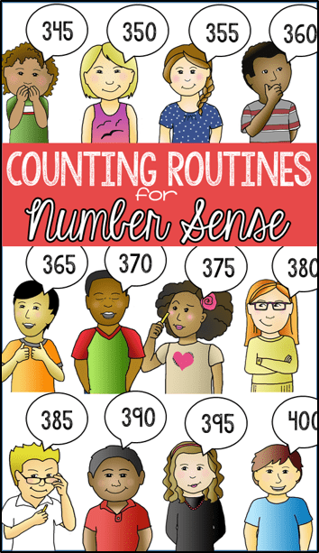 counting routines