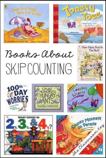 skip counting books