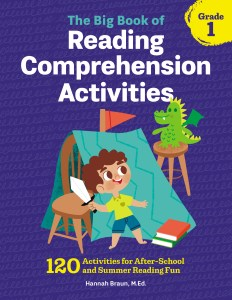 The Big Book of Reading Comprehension Activities, 1st Grade