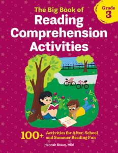 The Big Book of Reading Comprehension Activities, Grade 3
