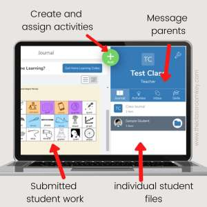 using Seesaw for distance learning