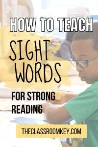 Improve reading by incorporating phonics into your Fry word instruction.