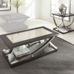 Steve Silver Ramsey Ebony Storage 3pc Coffee Table Set The Classy Home