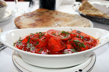 Use Gift Vouchers to enjoy Shahi Chasni curry at The Clay Oven