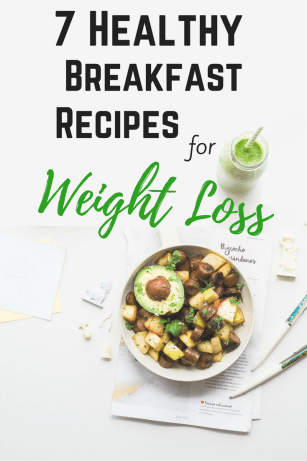 how to make healthy breakfast for weight loss