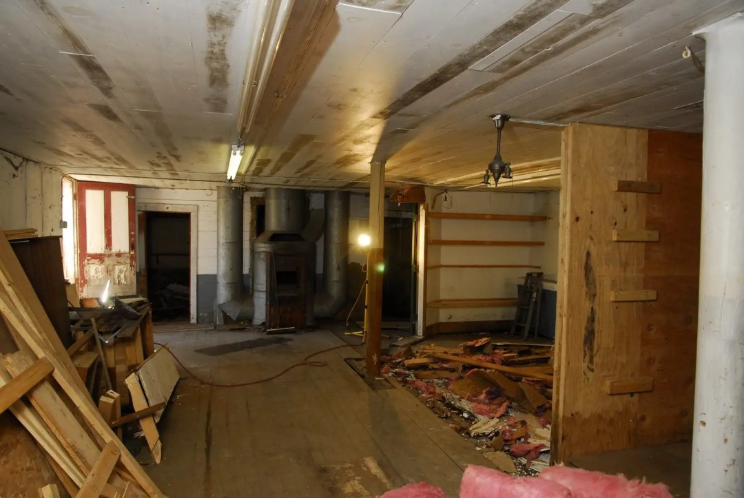 Chicago Basement Damage Restoration