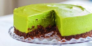 Pinoy Taste : Avocado – Lime Cheesecake Recipe