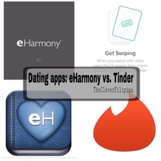 Eharmony vs match vs tinder