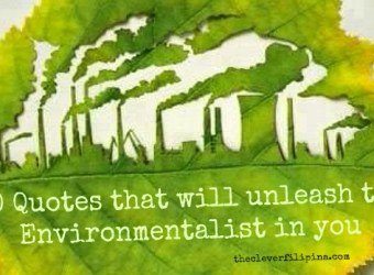 10 Quotes that Will Unleash the Environmentalist In You