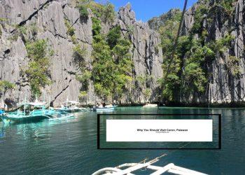 10 Beautiful Reasons Why You Should Visit Coron