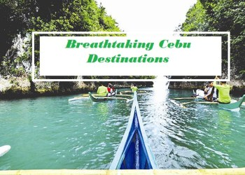 Breathtaking Cebu Destinations with Famous International Counterparts