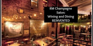 RM Champagne Salon – This Chicago Hotspot Has Reinvented Wining and Dining