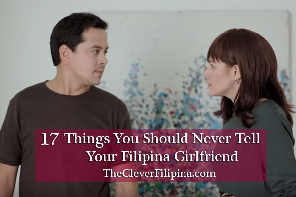 what to say to a filipina girl