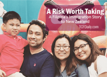 A Risk Worth Taking: A Filipina's Immigration Story to New Zealand