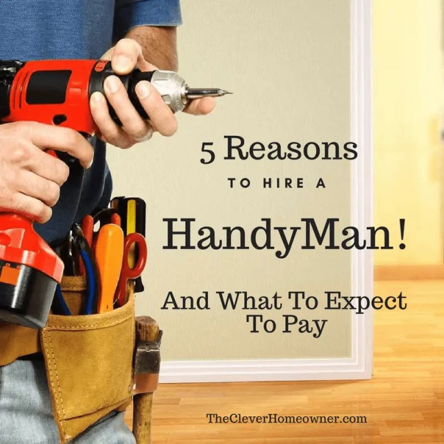 handyman prices and services