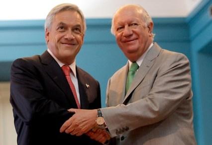 "Lagos a lo Pinochet: le dijo a Piñera que quería extirpar ""el ..."