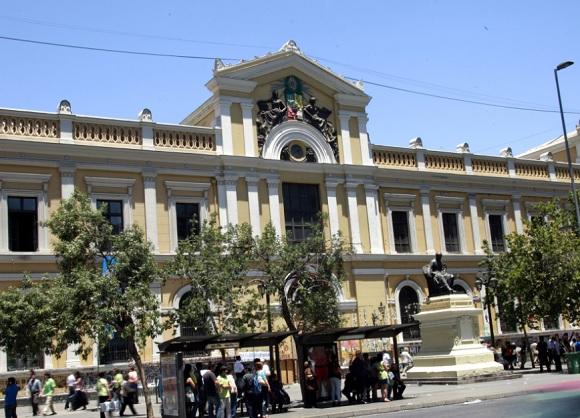 Casa Central Universidad de Chile