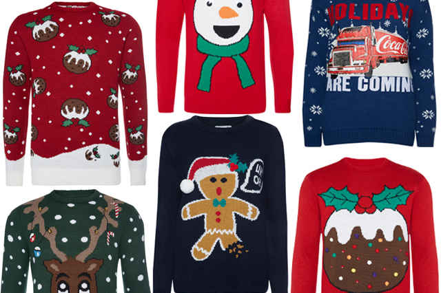 4 Of The Best Christmas Jumpers Out There - The Clothes Maiden