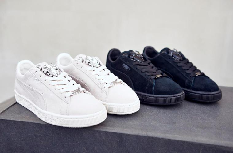 low priced 0f16e 344fc Introducing the PUMA Basket Jewel - The Clothes Maiden