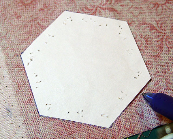 3-Trace-hexagons