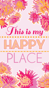 Happy-Place-Phone-Background-Pink