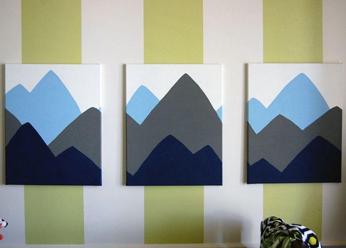 Mountain-Range-Artwork
