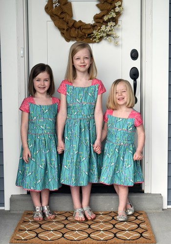 Petal & Plume Girl's Spring Dresses