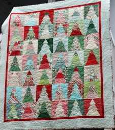 Woodland Wander Quilt with borders sm