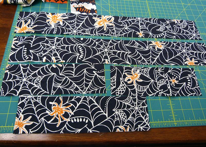halloween quilt 2