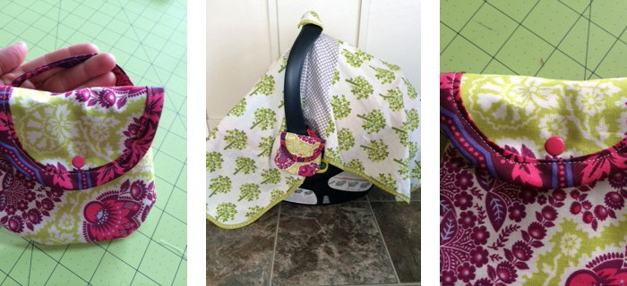 Make This: Little Pouch Tutorial