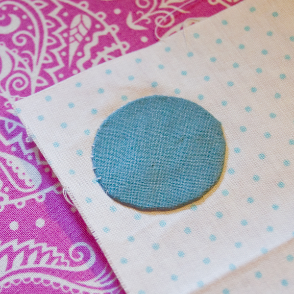 Perfect Circle Applique