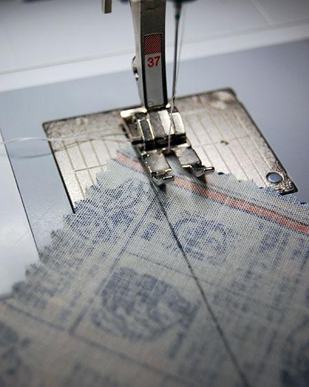 sew-down-diagonal