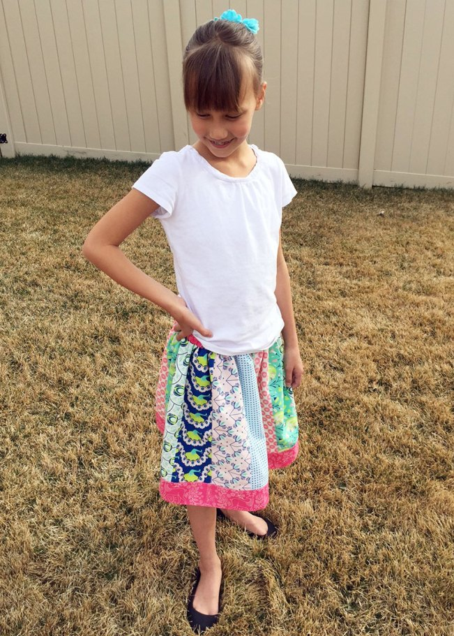 The Afternoon Skirt Tutorial