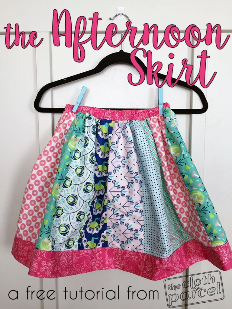 The Afternoon Skirt